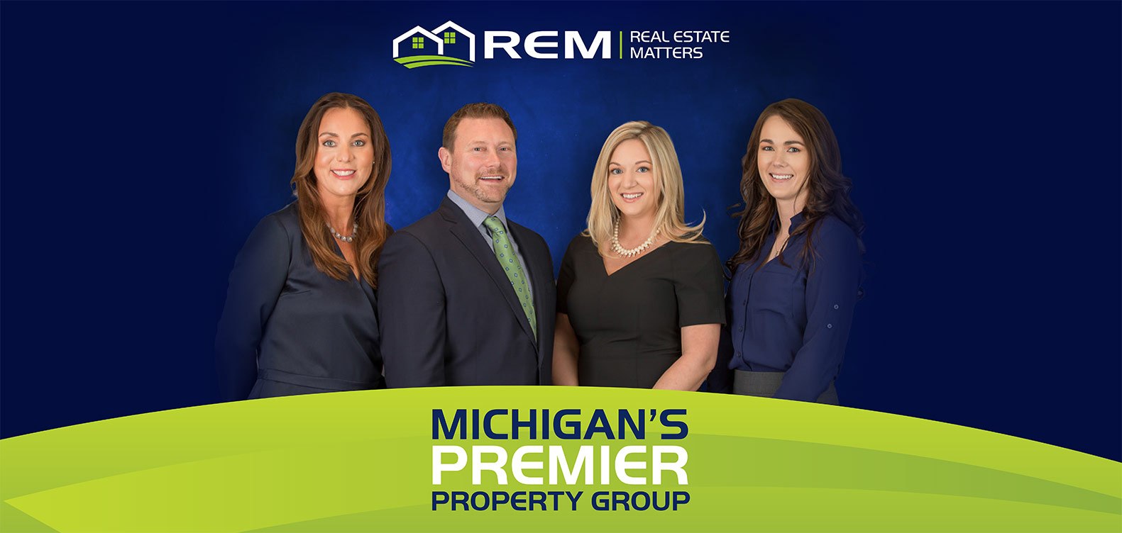 REAL ESTATE MATTERS - MICHIGAN'S PREMIER PROPERTY GROUP